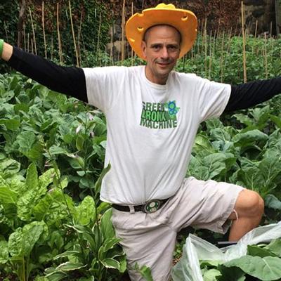 Stephen Ritz - Founder of Green Bronx Machine
