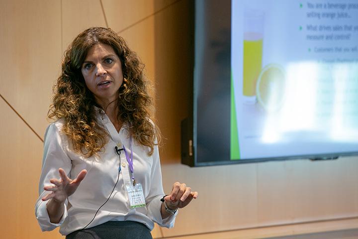 Cammie Muller of Aurora Organic Dairy - Business Economics in Practice