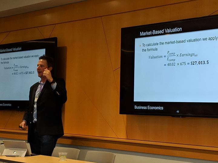 Shaun Davies - Business Economics in Theory