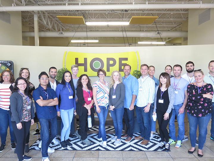 Field Trip Stop at Hope Foods