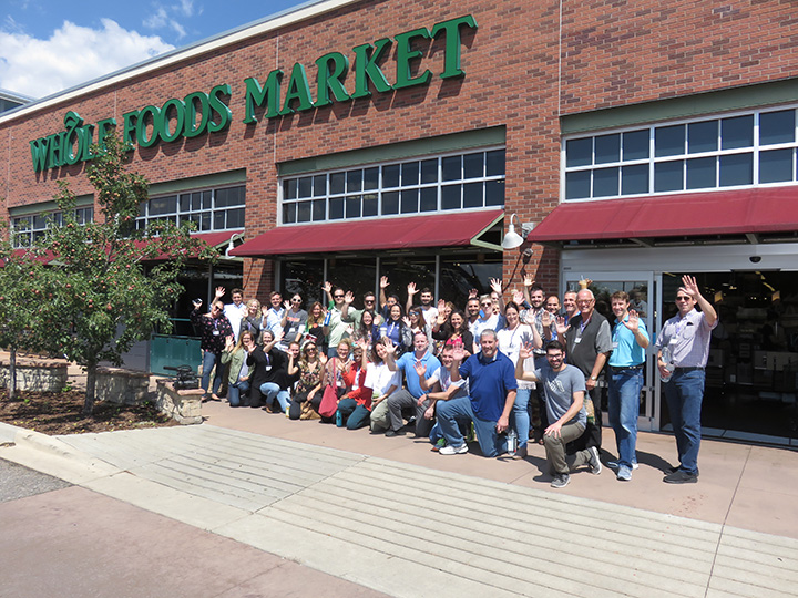 Field Trip Stop at Whole Foods Market