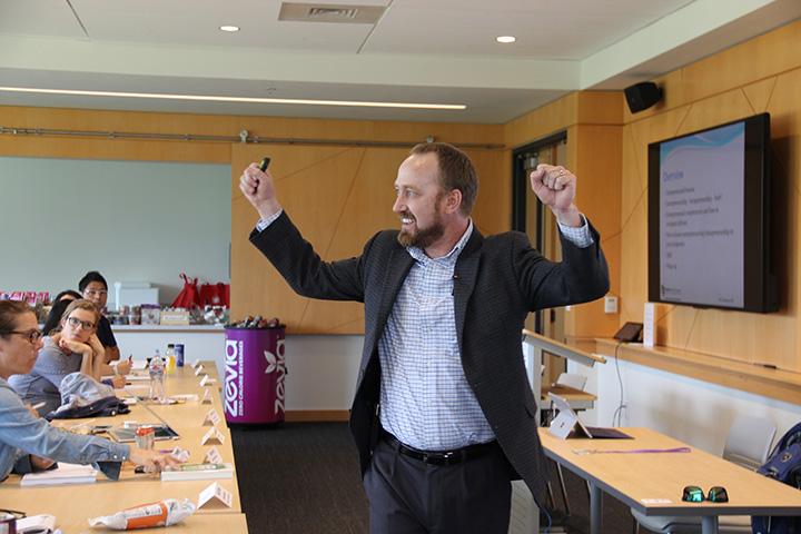 Erick Mueller - Entrepreneurship Session