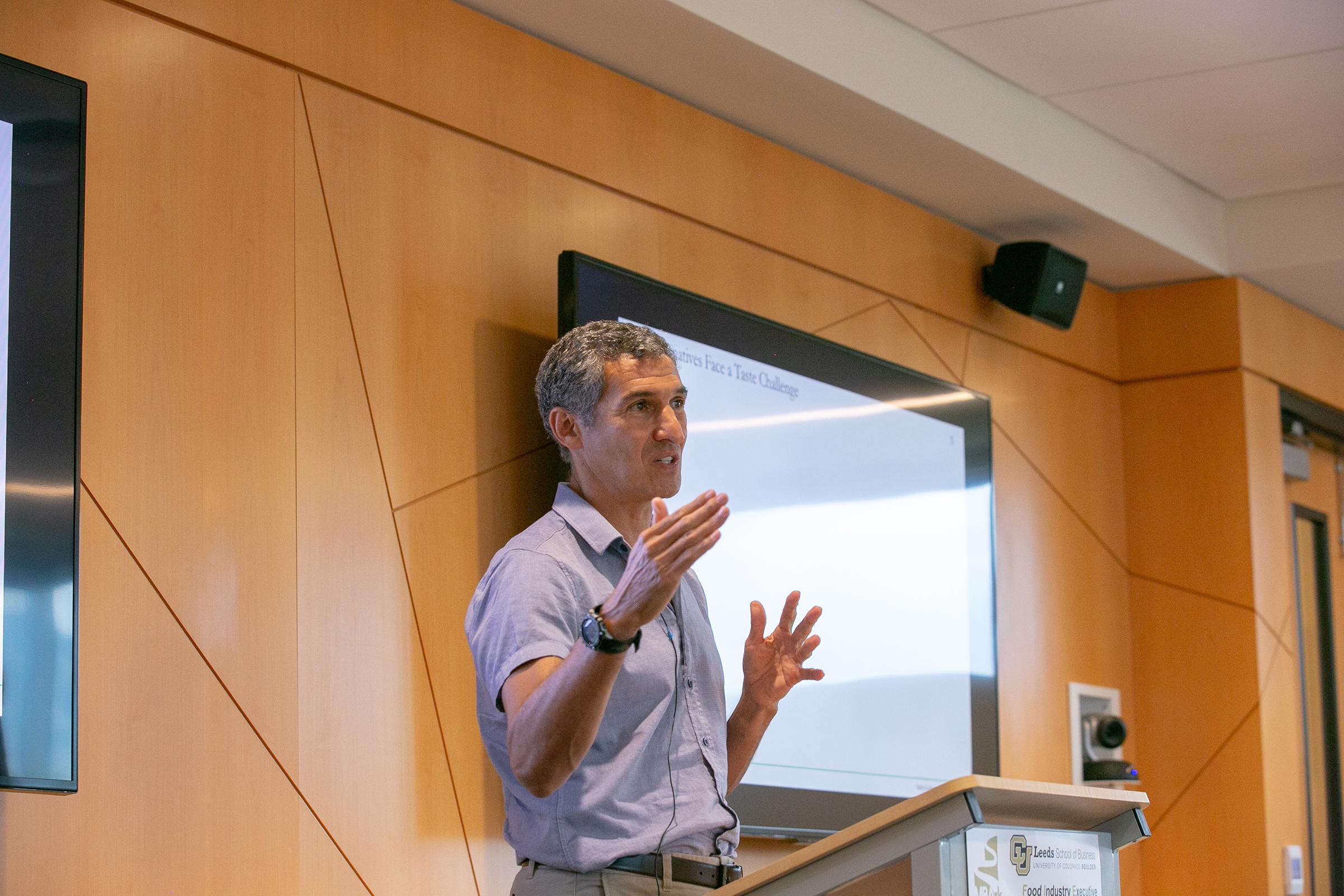Seth Goldman Keynote